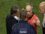 Манчини поссорился с Мойесом. 24 марта. 2010 год. 2 тур Чемпионата Англии по футболу в премьер-лиге (АФПЛ).